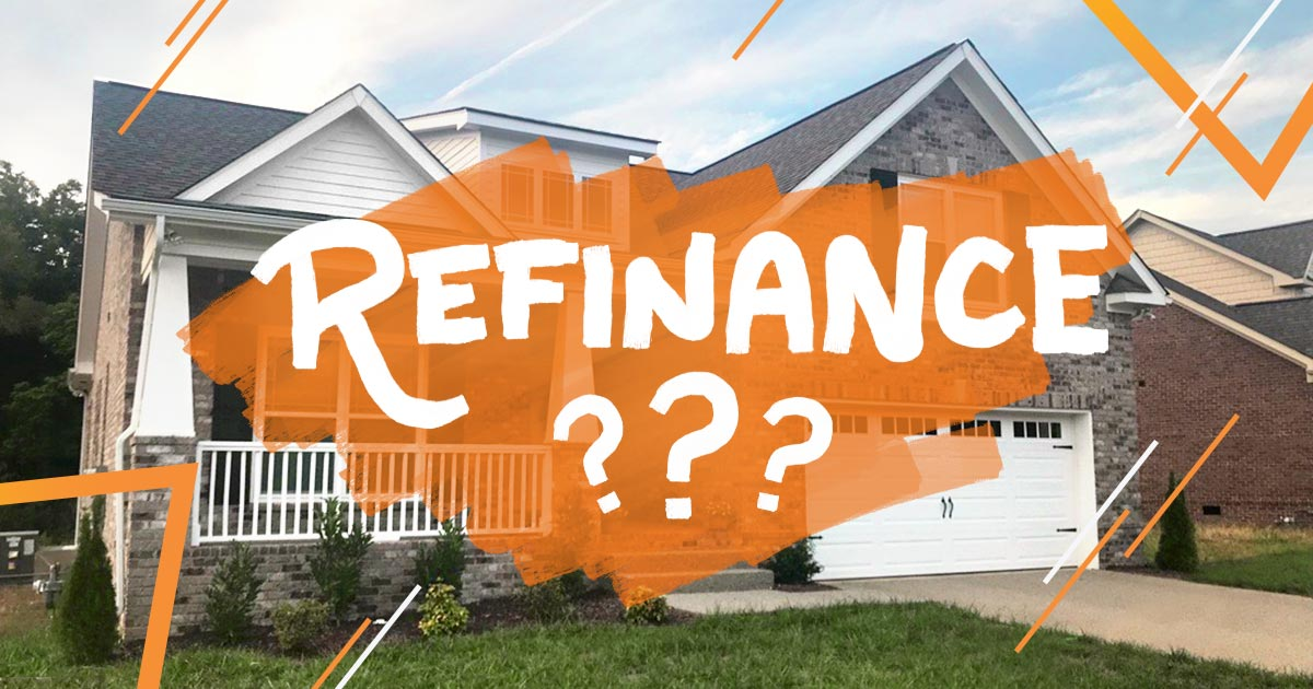 Should You Refinance Your Home in 2021